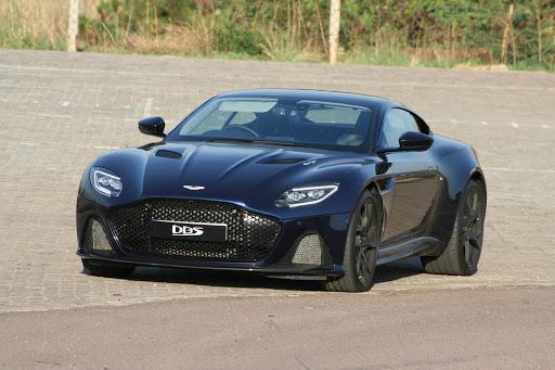 Aston Martin DBS Superleggera — a gentleman's GT with a dash of rum