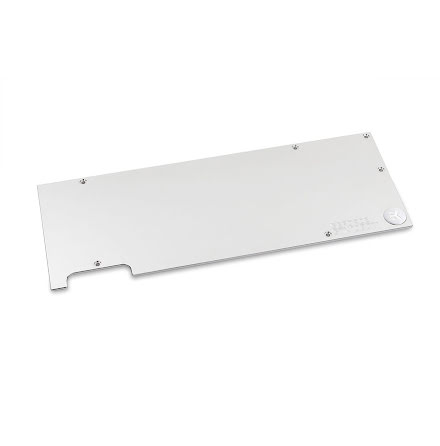 EK bakplate for EK-FC1080 GTX Ti Backplate - Nickel