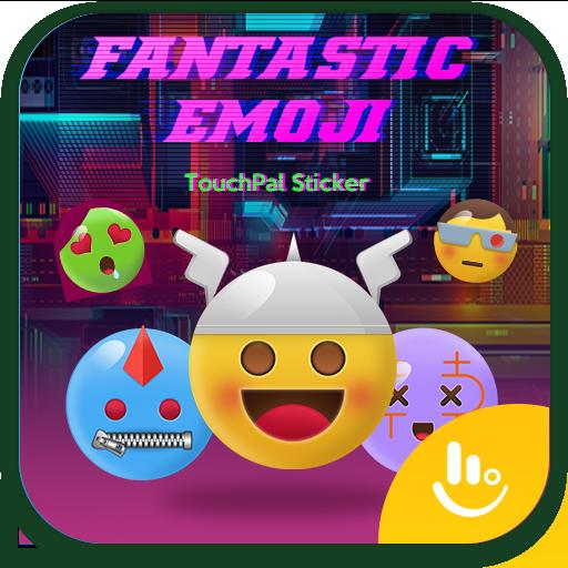 Guardians of Emoji Sticker