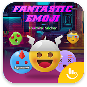 Guardians of Emoji Sticker