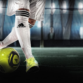 football drill by Yudi Leonardo - Sports & Fitness Soccer/Association football
