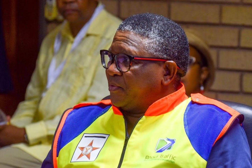 WATCH LIVE   Fikile Mbalula gives update on changes to sea port access