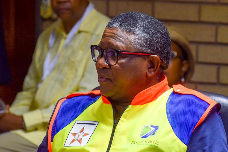 Transport minister Fikile Mbalula said law enforcement officials would intensify their visibility on roads and in hotspot areas to ensure people adhere to Covid-19 and road safety regulations.