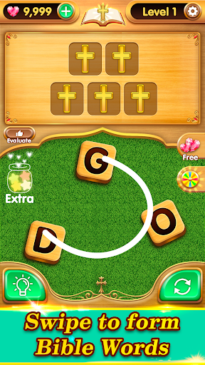 Download Bible Verse Collect - Free Bible Word Games MOD APK 1