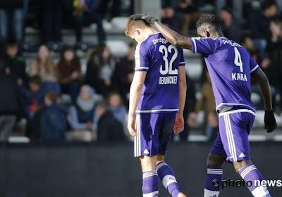 Quelle défense pour Anderlecht contre La Gantoise?