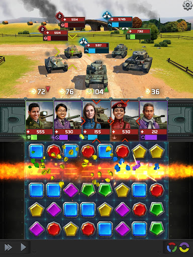Atari Combat: Tank Fury screenshot 11