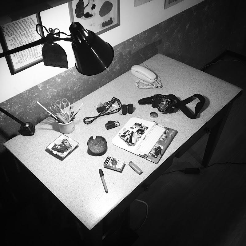 La scrivania di Terrestrian