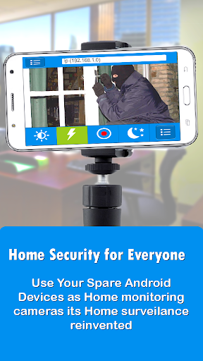 IP Webcam Home Security Monitor 1.0 screenshots 5