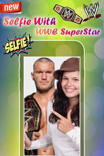 Selfie with WWE Superstars : WWE Photo Editor 2018 1.0 screenshots 3