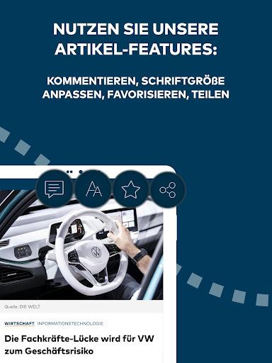 WELT News – Nachrichten live  screenshots 16