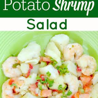 Potato Shrimp Salad.