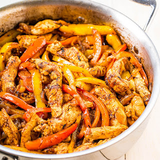 Easy 30-Minute Chicken Fajitas