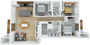 Go to Telluride Floorplan page.