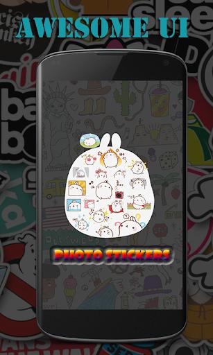 免費下載遊戲APP|My Photo Sticker app開箱文|APP開箱王