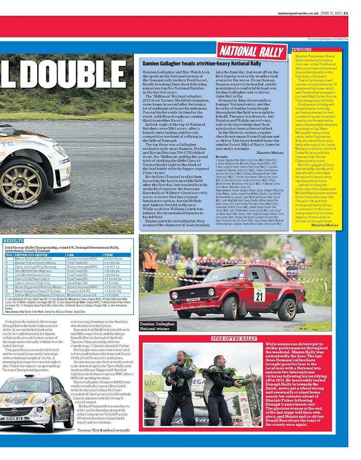 Motorsport News- screenshot