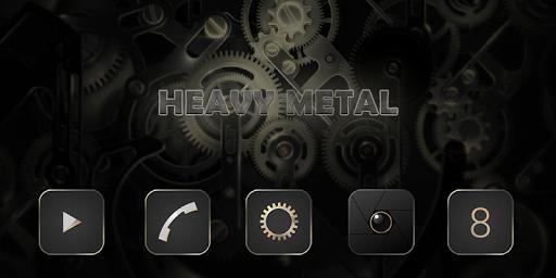 Heavy Metal-Solo Theme