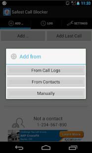 Safest Call Blocker- screenshot thumbnail