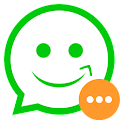 KK SMS - Cool & Best Messaging icon