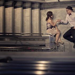 Jump 4 U by Yansen Setiawan - Wedding Old - Engagement ( indonesian, cali, losangeles, sweetheart, award, pinoy, blog, city, love, blackandwhite, prewedding, d800, lifestyle, union, photographer, siluet, philippino, nikon, indo, mindblowing, fine, downtown, classic, black, editorial, creative, station, vintage, art, white, illusion, destination, jump, winning, yansensetiawanphotography, fineart, wedding, la, swan, yansensetiawan, engagement, unseen, public, bench, furniture, object )