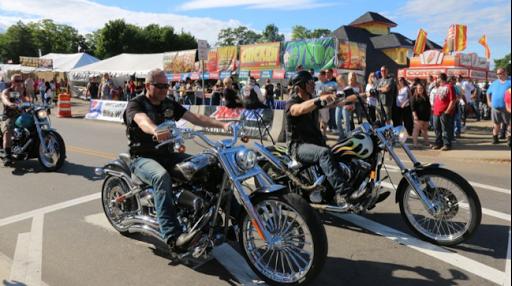 laconia motocyrcle bike