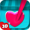 Soap Maker 3D: ASMR Design & Art Game icon