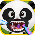 Dentist Pet Clinic Kids Games icon