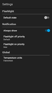 Simple Flashlight- screenshot thumbnail