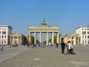 Photo: Brandenburger Tor