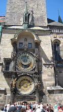 Photo: I have an undying fascination with the Astronomical clock in Prague
