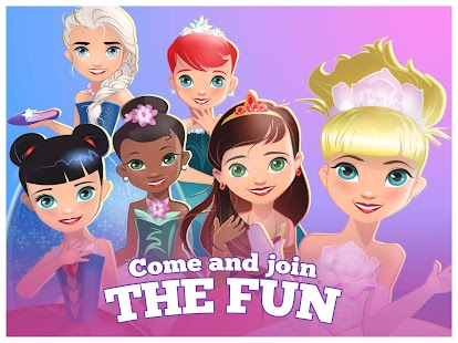 Enchanted Fairy Princess Salon & Spa- screenshot thumbnail
