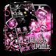 Black Pink Heart Theme Download on Windows