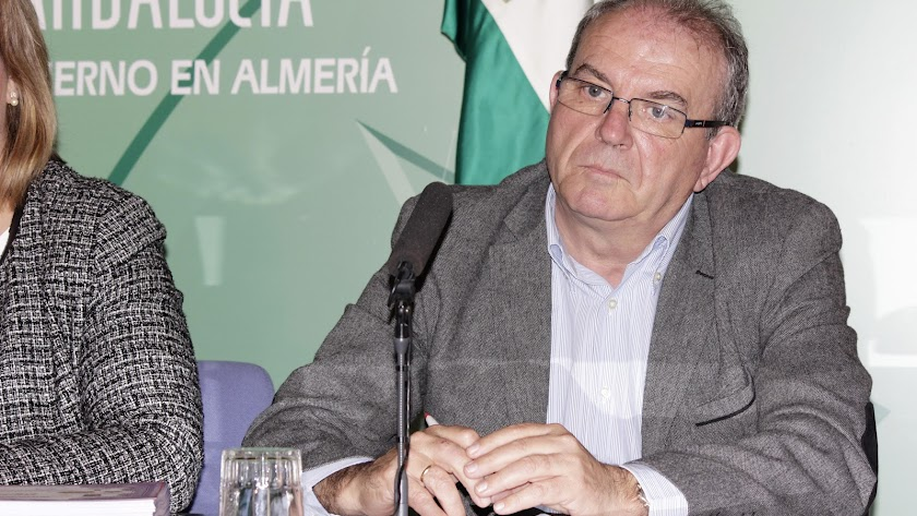Antonio Bonilla, alcalde de Vícar.