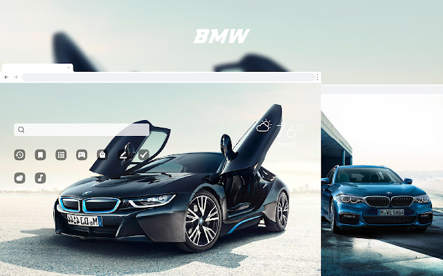 BMW - Luxury Cars HD Theme Wallpapers