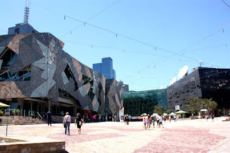 Photo: Year 2 Day 139 - Federation Square #3