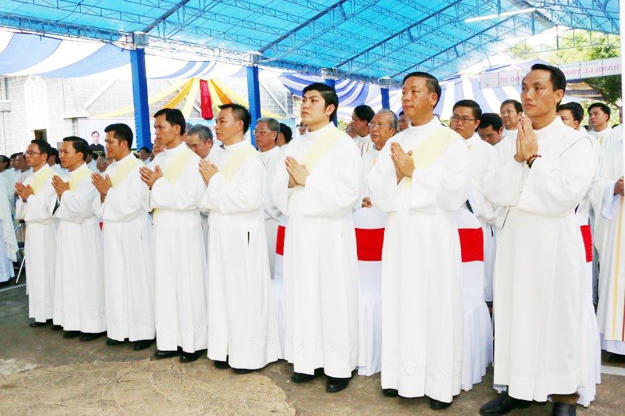 Lễ Tấn Phong chức Phó tế tại nhà thờ Chính Tòa Ban Mê Thuột - Ảnh minh hoạ 22