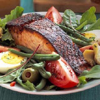 Blackened Salmon or Chicken Breast Recipe