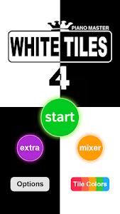 White Tiles 4 : Piano Master v4.55