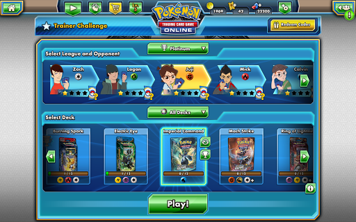 Pokémon TCG Online screenshot 5