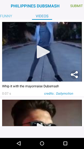 Feeds for Philippines Dubsmash