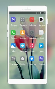 Theme for Huawei P9 - náhled