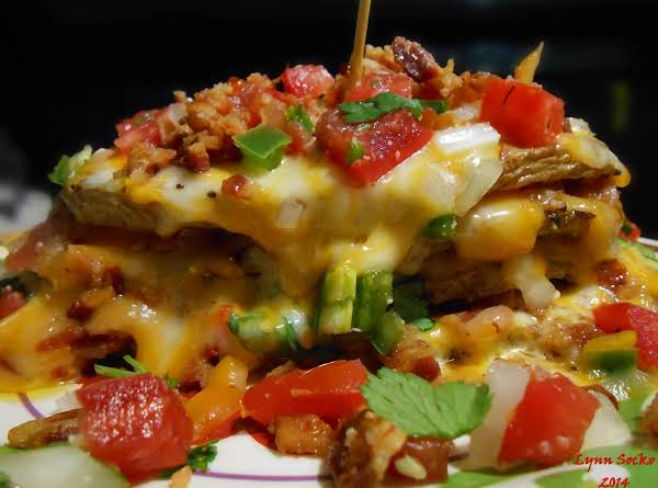 Grilled Potato Stacks Recipe