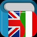 Italian English Dictionary & Translator Free icon