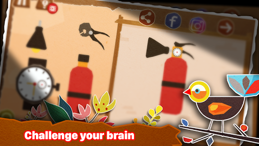 Screenshot for Chigiri: Paper Puzzle in United States Play Store