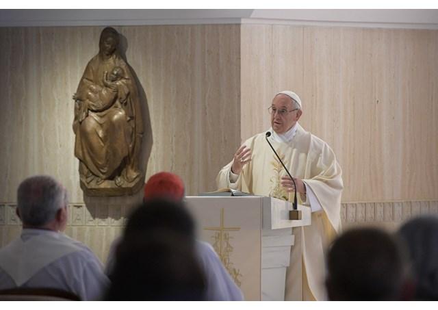 Đức Thánh Cha Phanxico: tâm hồn mở ra cho ơn sủng và sự ủi an