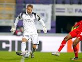 """Timon Wellenreuther ambitieux: """"Je ne suis pas venu à Anderlecht pour être sur le banc"""""""