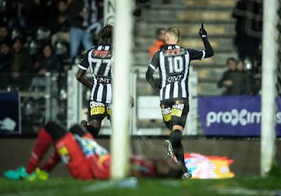 Fall, Pollet et Tainmont renversent Lokeren. Charleroi revient dans le top 6