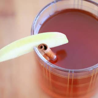 Autumn Apple Tea.