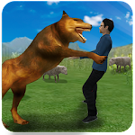 Angry Wolf Simulator Game 1.1 Apk