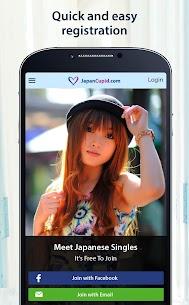 JapanCupid – Japanese Dating App 1