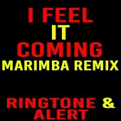 I Feel It Coming Marimba Tone